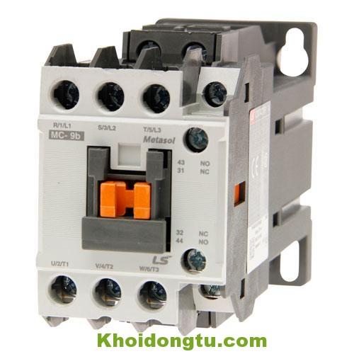 Khởi động từ Contactor LS 3P 9A 220V MC-9b