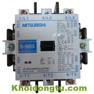 Khởi động từ 3 pha Mitsubishi S-N95 220VAC