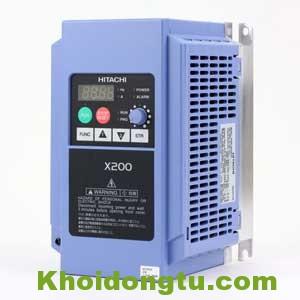 Biến tần Hitachi X200 - 007NFU